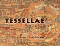 Tessellae Old Vines Grenache noir Syrah-Mourvedre Cotes Du Roussillon