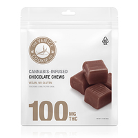 Venice Cookie Company Chocolate Chews 100mg THC
