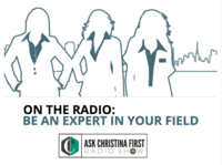 Radio: Be An Expert In Your Field