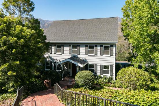 Montecito - Mountain & Valley Views