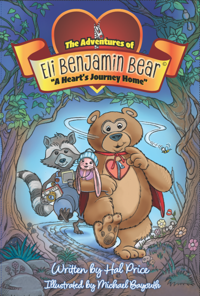 Pajama-Rama Bedtime Stories from Eli Bear