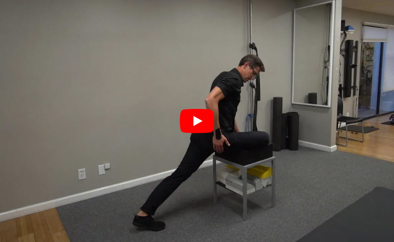 Mobility – External Rotation (pigeon)