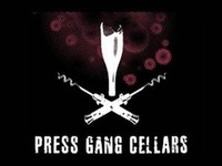 Press Gang Cellars Logo
