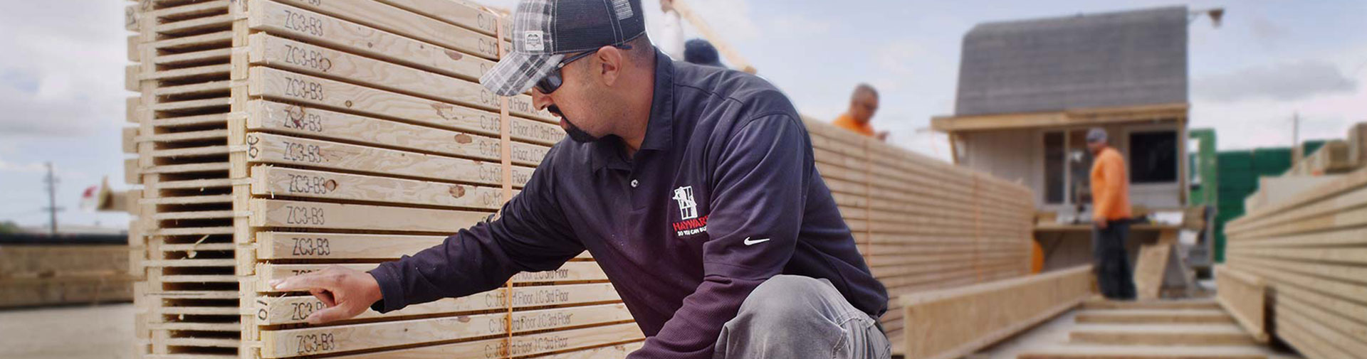 Building Materials. Lumber. Trusses.