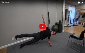 Strength – Plank