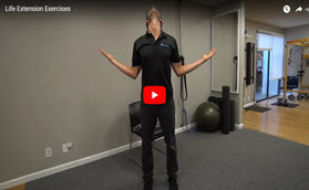 Strength – Life Extension Exercises (LEE)