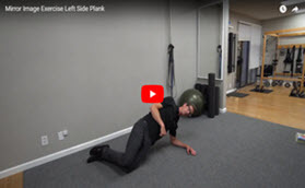 MIE – Side Plank