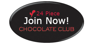 Chocolats du CaliBressan The Club 24 Piece Santa Barbara Carpinteria