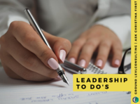 Leadership To Do's
