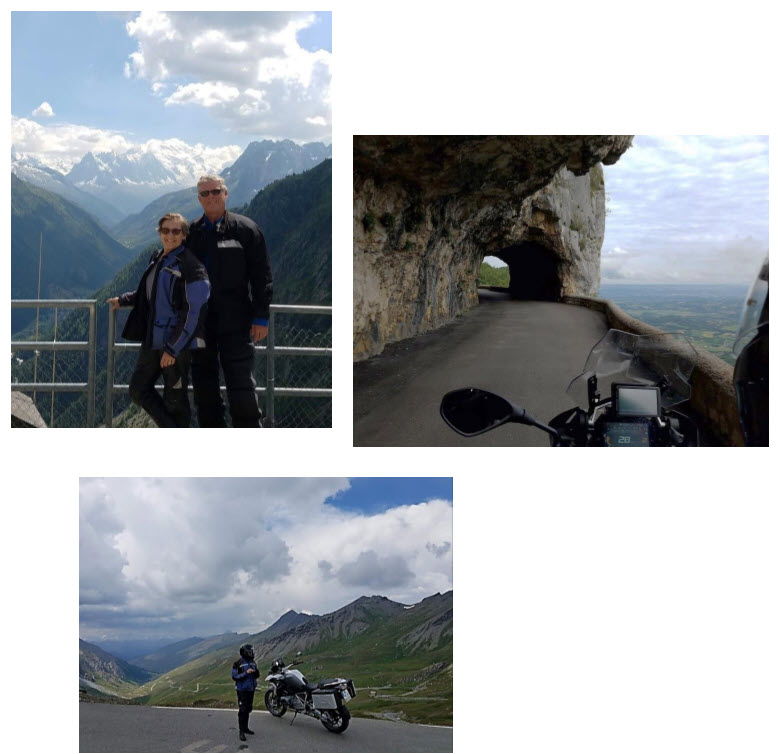 Steve's and Fran's Excellent Alps Tour