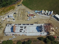 Hilt Winery Anacapa Concrete Santa Barbara-7