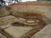 1518 Mountain Drive Anacapa Concrete-7