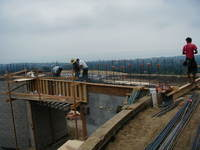 1518 Mountain Drive Anacapa Concrete-13