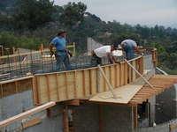 1518 Mountain Drive Anacapa Concrete-20