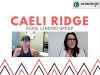 An Interview with Caeli Ridge
