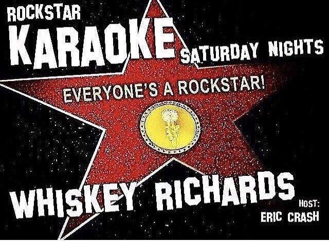 Rockstar Karaoke 9:00 PM - Close