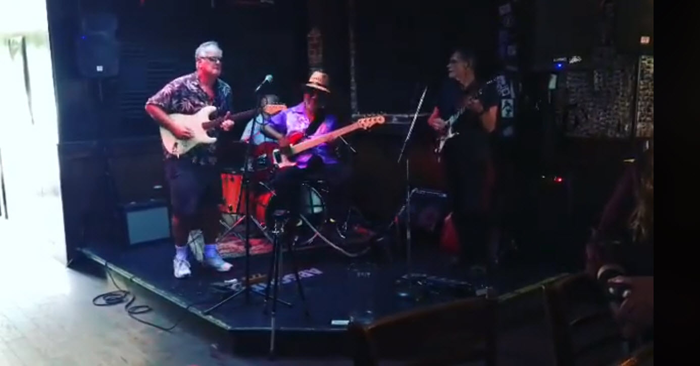 Whiskey Richards Blues Band 4:00 PM - 7:00 PM