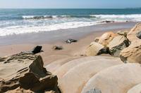 Solimar Beach - On the sand