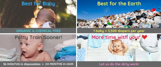 Benefits of Cloth