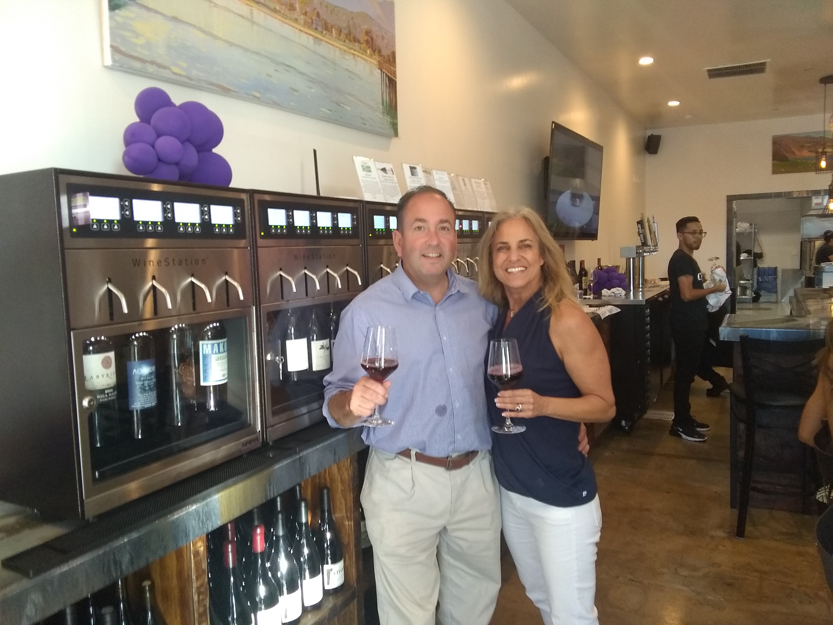 Grand Opening of Crush Tasting Room and Kitchen
