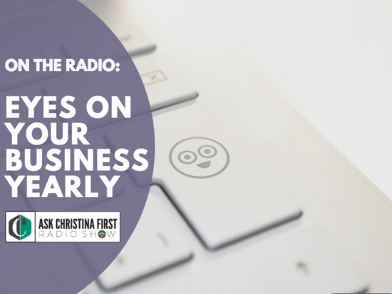 Radio: Eyes On Your Business Yearly