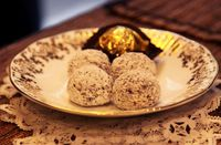 Curry Coconut Truffles: A Chocolatier's Pride and Joy