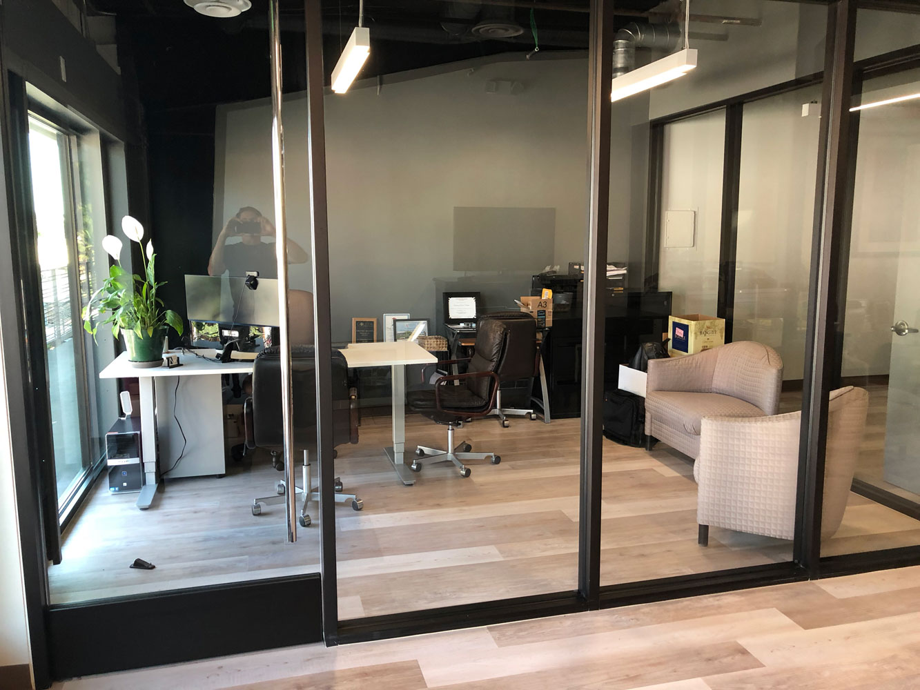 Sub Lease - 165 SqFt Executive Office in Santa Barbara