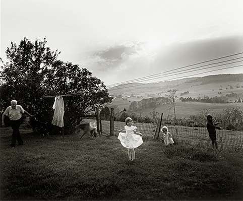 ART TOUR - Getty Museum Exhibition - Sally Mann: A Thousand Crossings
