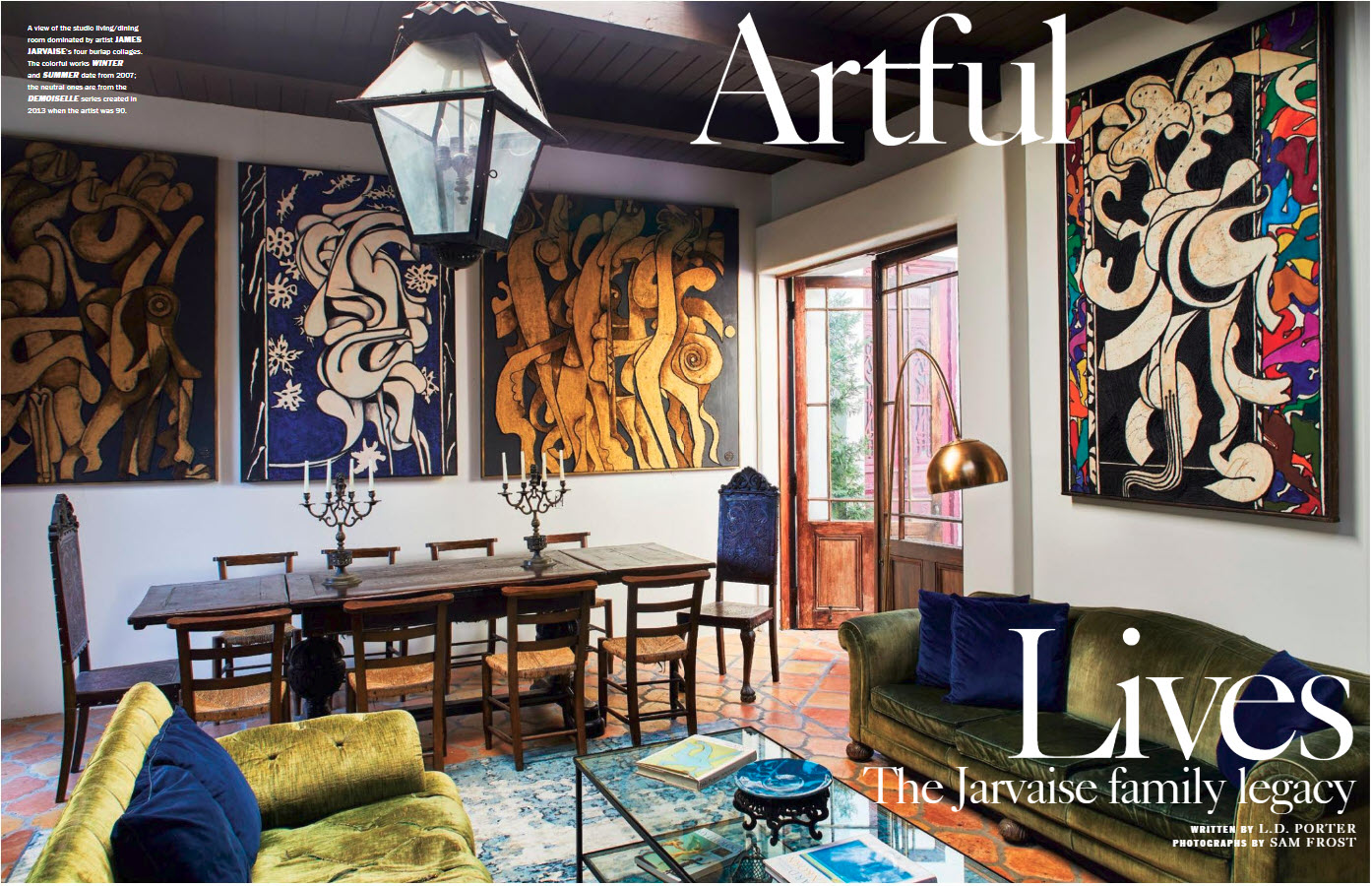 Artful Lives - Jean Jarvaise