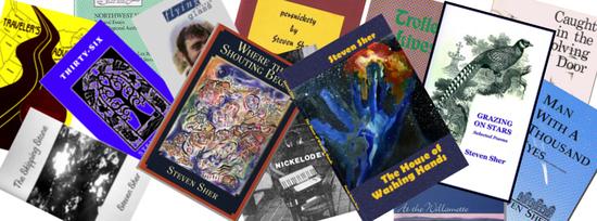 Steven Sher Workshop & Reading - 2