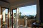 Second floor deck with Ocean & Island views