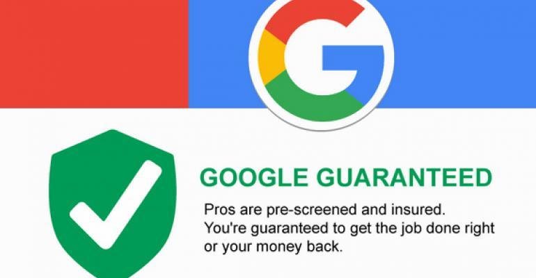 The Google Guarantee - $2,000 Refund On Services Purchases through Google Ads