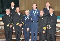 Montecito Fire Valor Award Ceremony