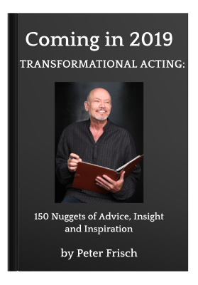 Transformational Acting by Peter Frisch