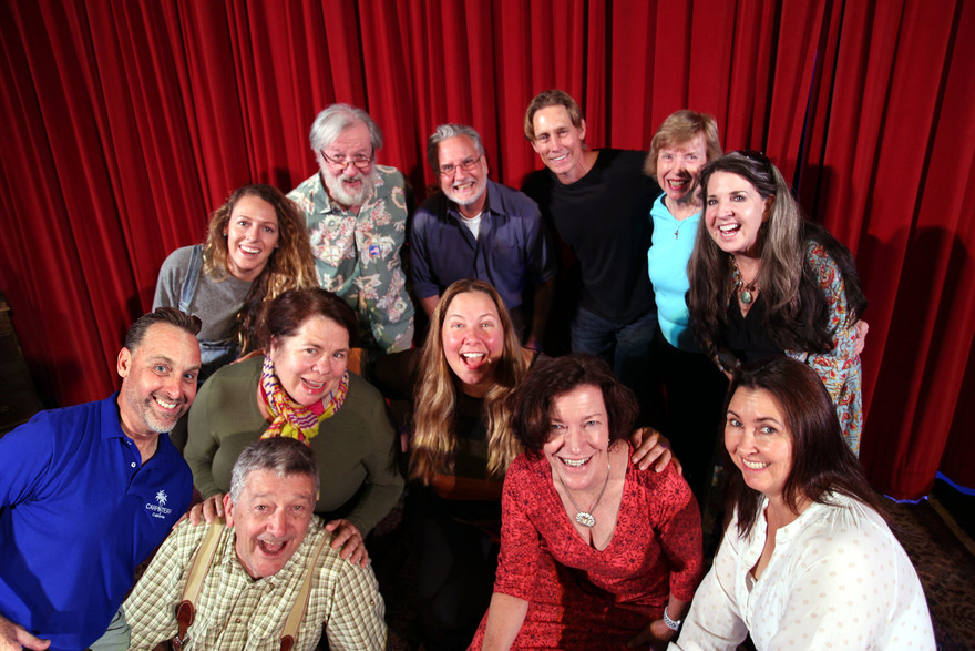 Comedy Improv at the Alcazar