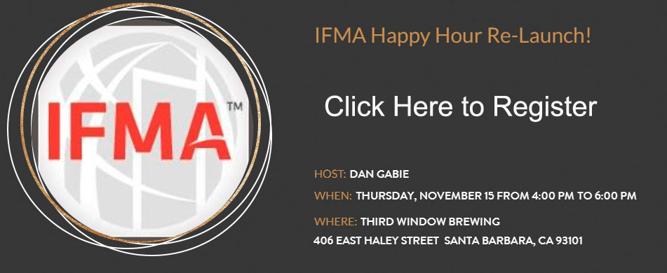 IFMA Happy Hour Re-Launch!