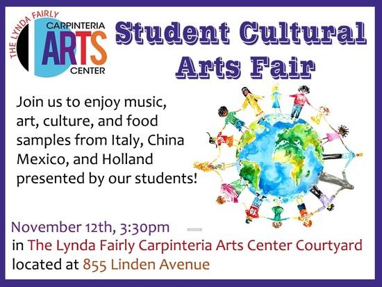 Student Cultural Arts Fair - 1