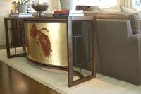 Fish Panel Table