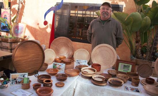 First Saturday Carpinteria Artists Marketplace - 1
