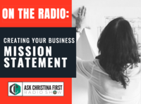 Radio: Create Your Business' Mission Statement