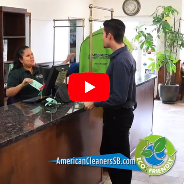 American Dry Cleaning Santa Barbara Eco Friendly Video