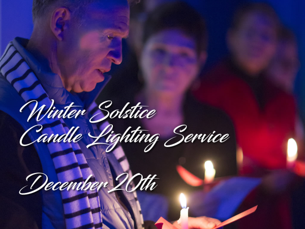 Solstice Service (A Night of Lights and Music)