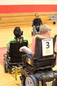 Wheelchair Power Soccer Team 'Spin Kicks' into the Fall Season with New $40,000 'Strike Force' Chairs