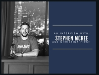 Interviewing Stephen McKee