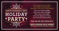 Santa Barbara's Best Holiday Party