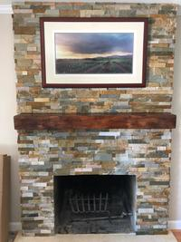 Santa Barbara  Fireplace Design-10