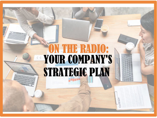Radio: Your Company's Strategic Plan