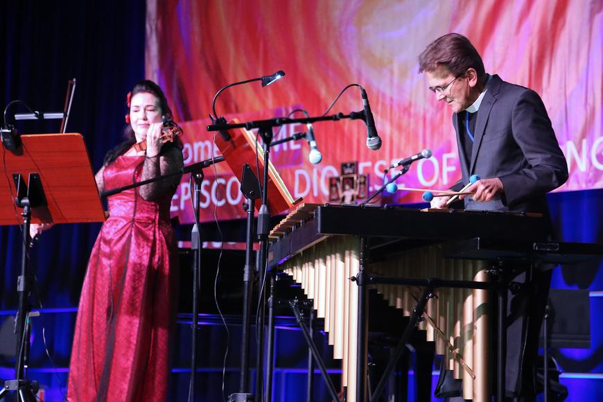 LA Diocesan Convention N2K Concert