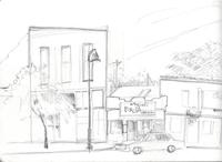 2019 Classes & Workshops - Oki - Lets Draw Sketch Crawl 2