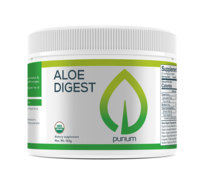 View Nutrition Label Aloe Digest